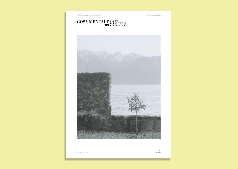 Revue Cosa Mentale 01