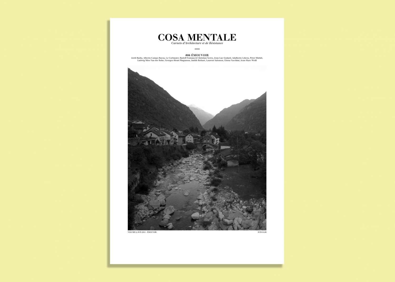 Revue Cosa Mentale 06